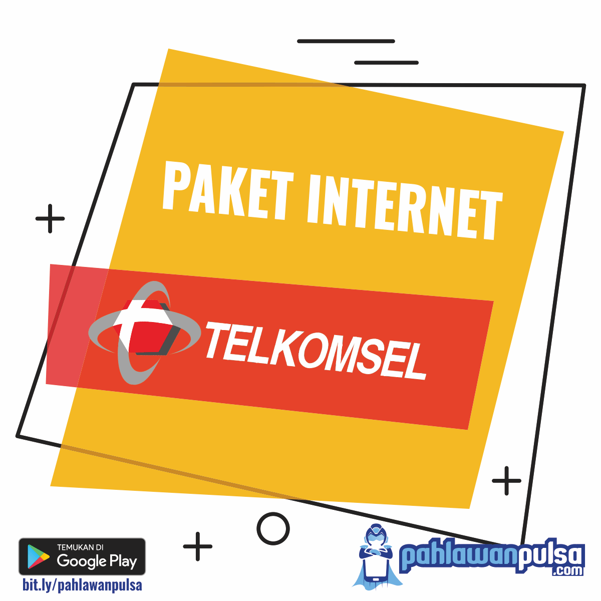 Paket Internet Telkomsel Data - TELKOMSEL FLASH 500MB 30Hari